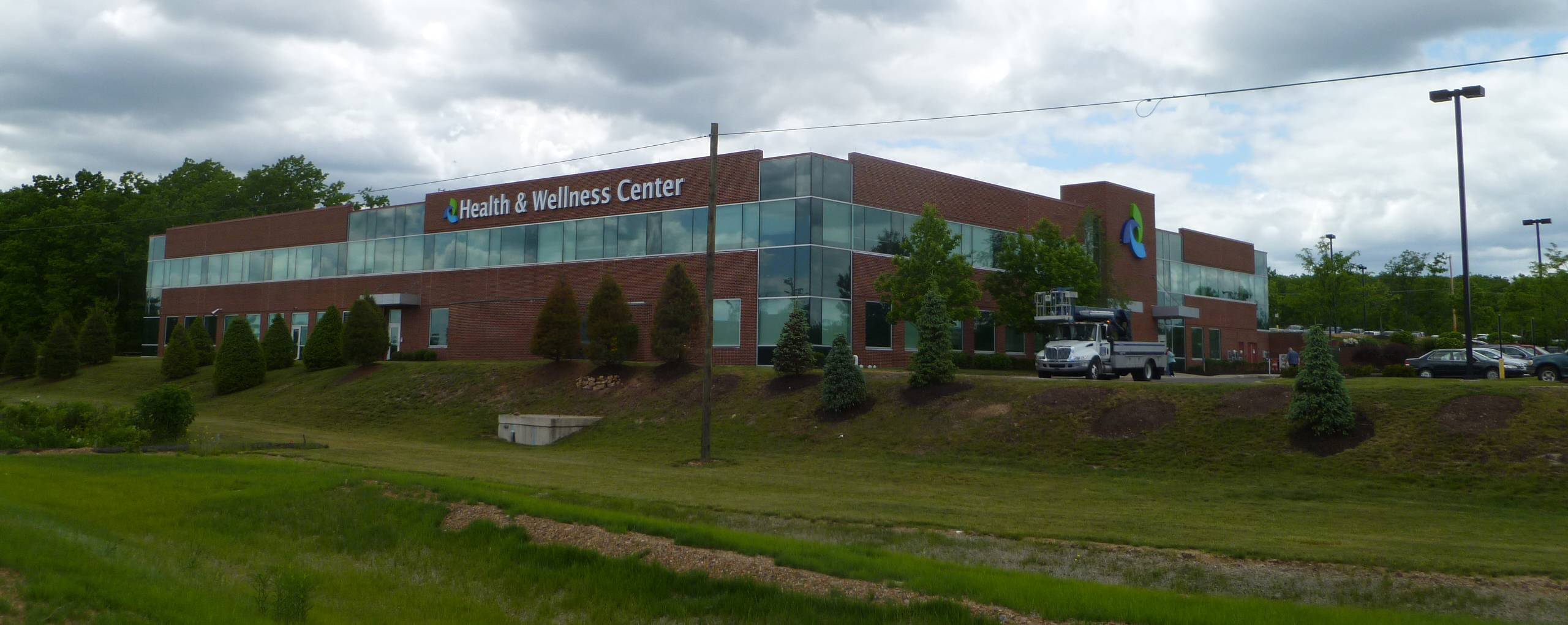 Center for Advanced Surgery Building